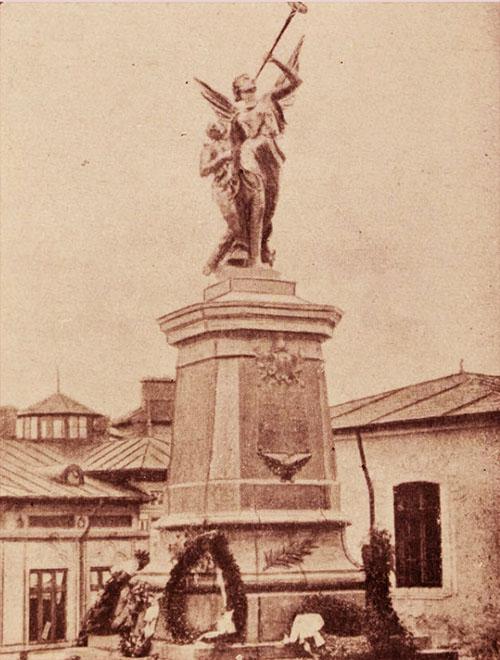 Statuia Pompierilor, din Dealul Spirii
