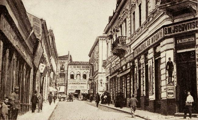 Strada Șelari