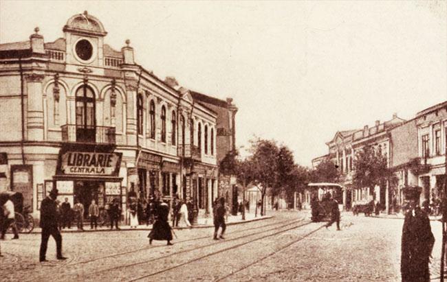 Strada Griviței