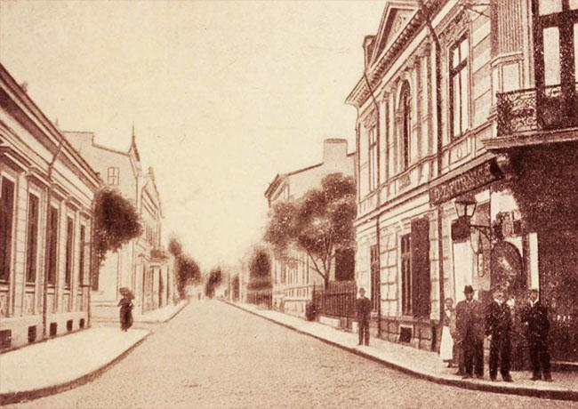 Strada Scaune