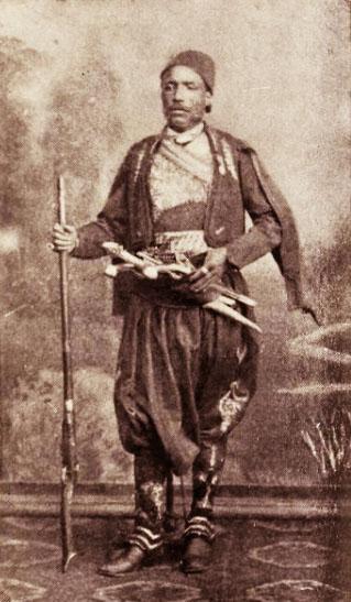 Arnăut albanez
