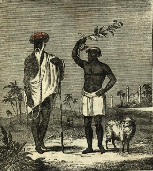 Indianul şi mâncătoriul de oi