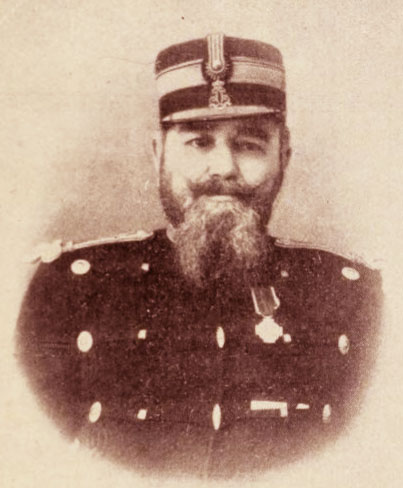 Prințul Dimitrie Moruzi, prefectul poliției