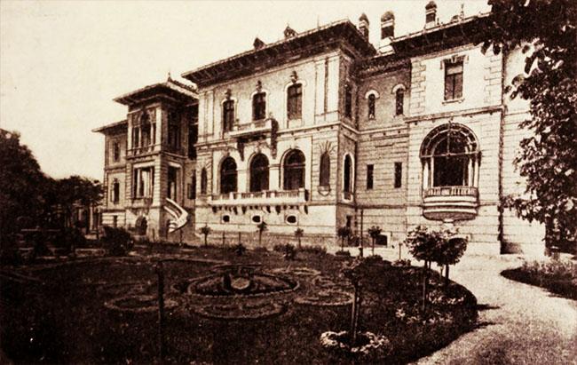 Rezidența regală Palatul Cotroceni
