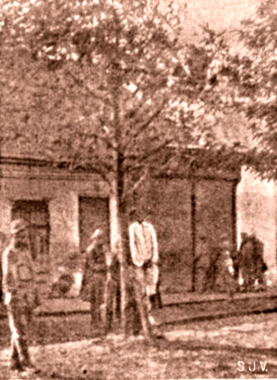 Un dezertor din armata austro-ungară