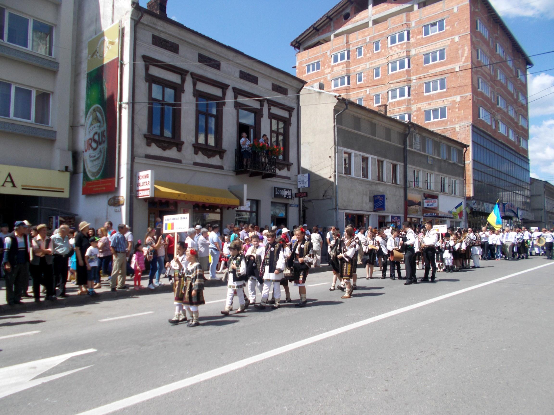 Grupul Ionică Ţăran (habar n-am cine-i acest nou... S. F. Marian!)