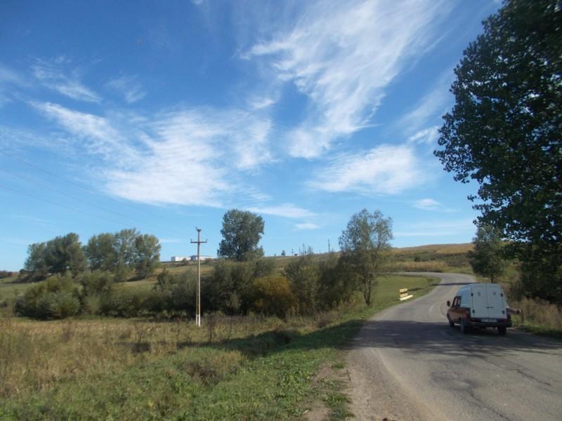 Drumul spre Berchişeşti