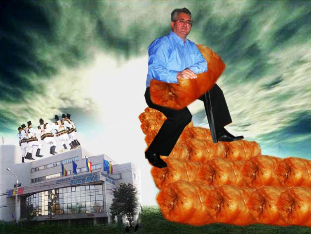 Ion Lungu: Dragi suceveni, eu am ţinut mereu cont de tradiţiile bucovinene...