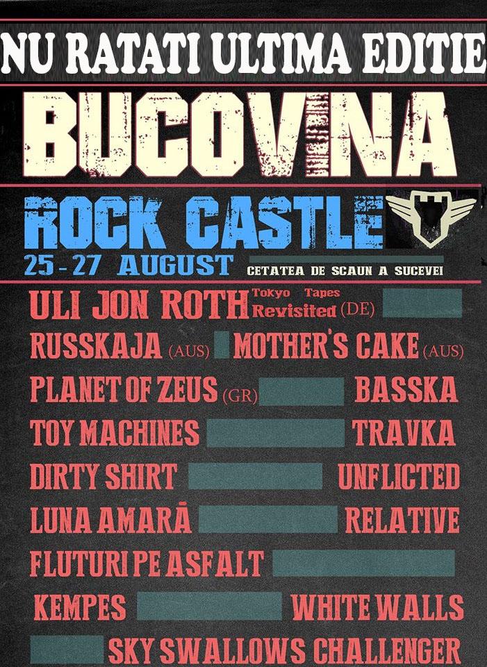 Afis Bucovina Rock Castle 2017 modificat sedinta