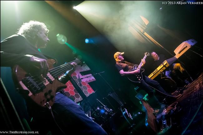 Sâmbătă, 22 august 2015, Jan Akkerman & Band vor cânta şi la Bucovina Rock Castle