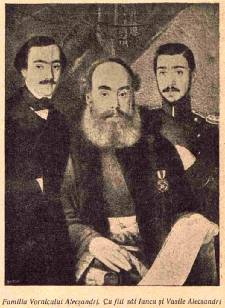 Alecsandri familia LUCEAFARUL n 11 1905 p 229