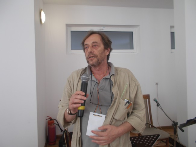 Alexandru Bartfeld la Solca 1