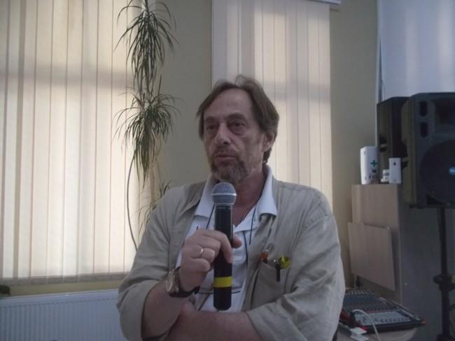 Alexandru Bartfeld la Vatra Dornei 1