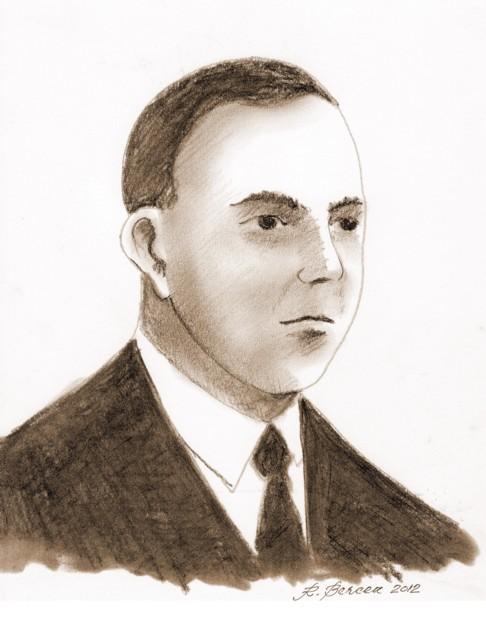 Guvernatorul Bucovinei, profesorul George Alexianu