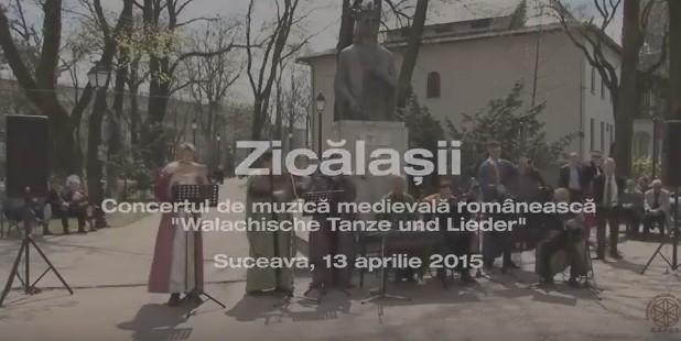 Allgemeine Zicalasii 13 aprilie 2015