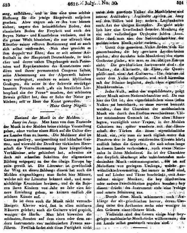 Allgemeine musikalische Zeitung p 523