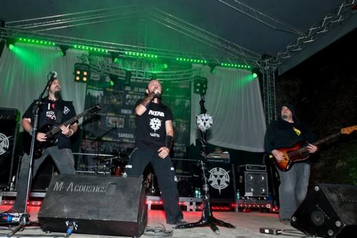 ALTAR, pe scena BUCOVINA ROCK CASTLE 2013
