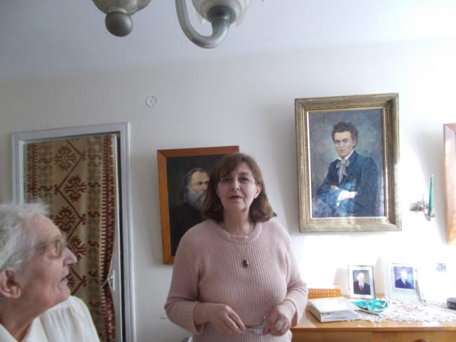 Ana Candrea Constantin cu Gabi
