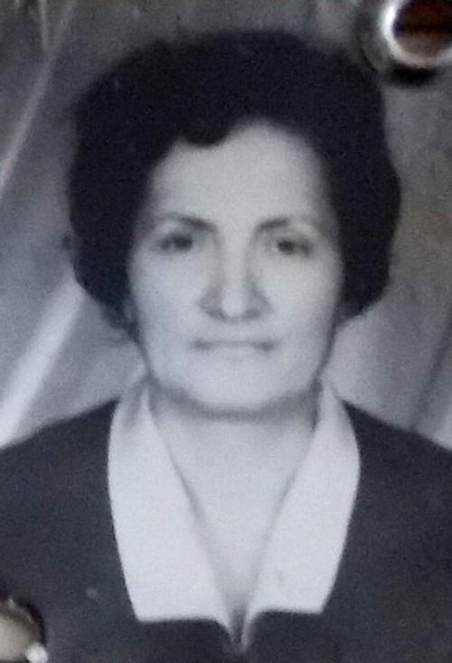 Ana Candrea Constantin poza buletin