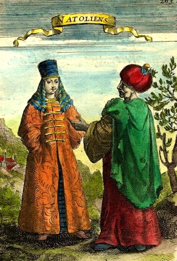 Turci din Anatolia