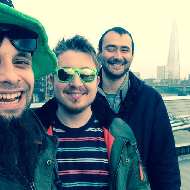 Trei suceveni din Cluj, la Londra