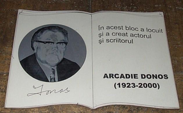 Prea puţin, pentru Arcadie Donos