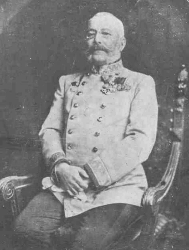 """Arhiducele Frederich, noul moştenitor - """"Gazeta ilustrată"""" nr. 28/1914"""