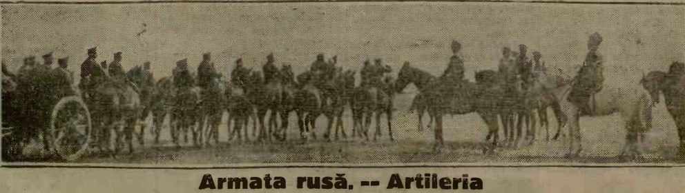 Armata rusa Adevarul 19 aug 1914