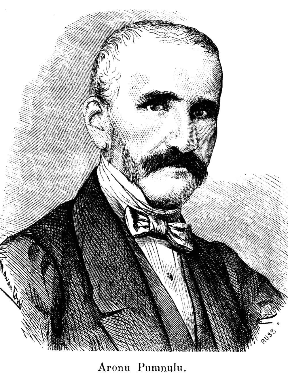 Aron Pumnul Familia 15 din 1866