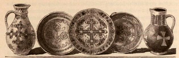 Ceramică galiţiană, p 557