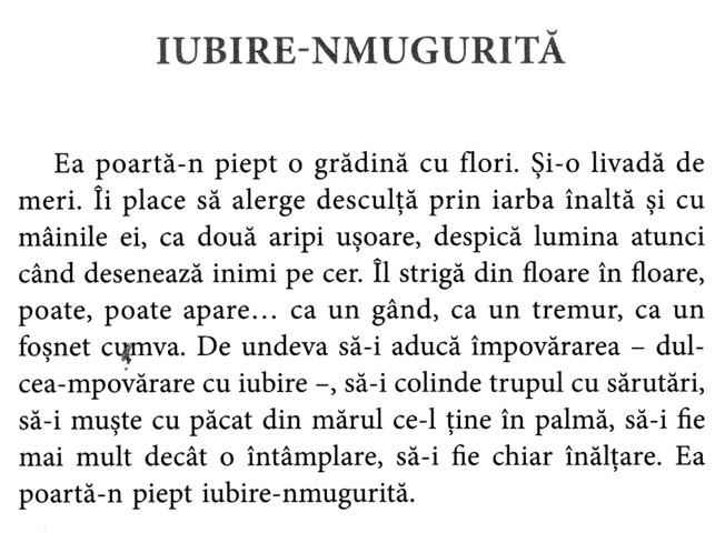Arva poem 1