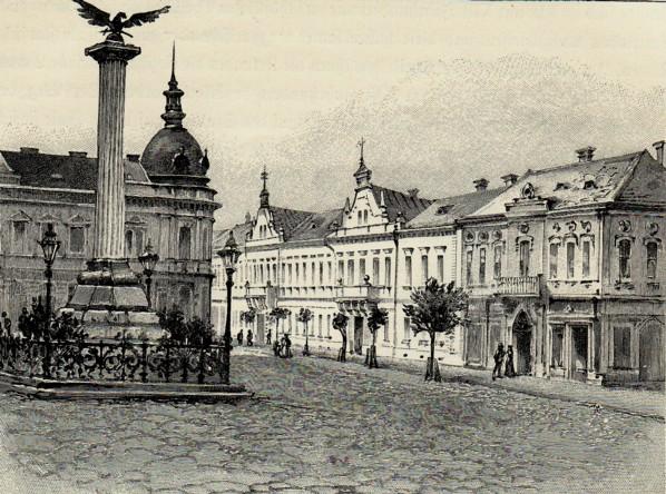 Aşezare urbană transilvană
