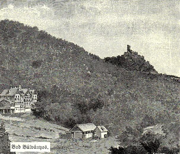 Băile Balvanioş