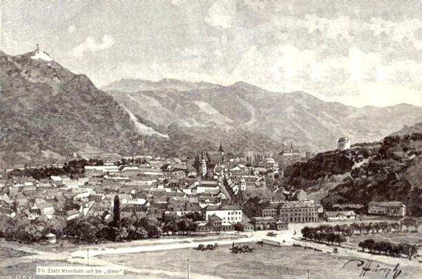 Braşov - panoramă