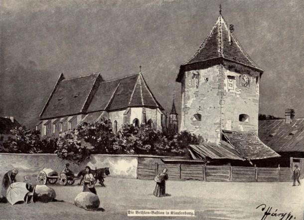 Cluj, Bastionul Bethlen