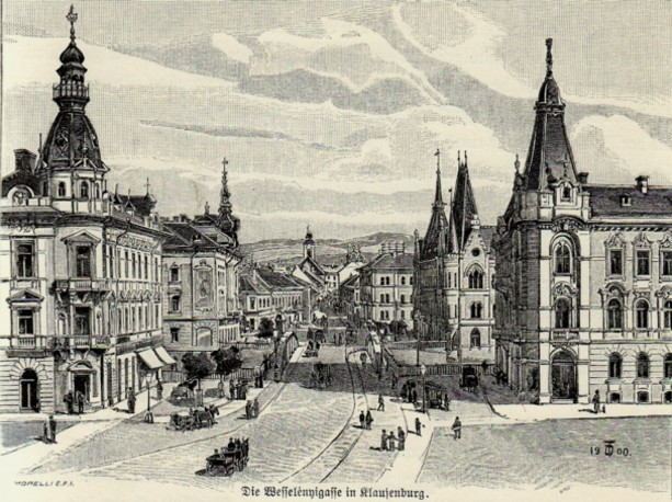 Cluj, bulevardul