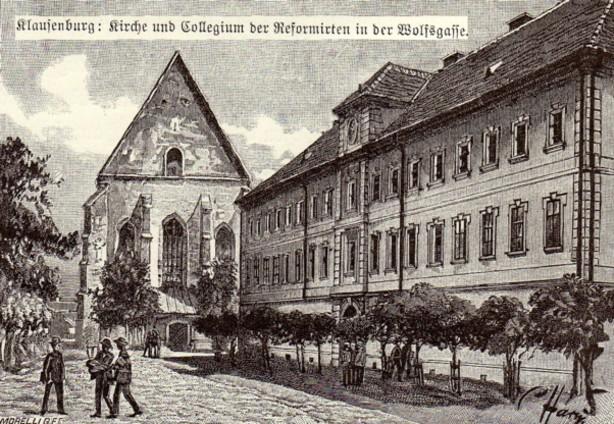 Cluj, Colegiul Bisericii Reformate
