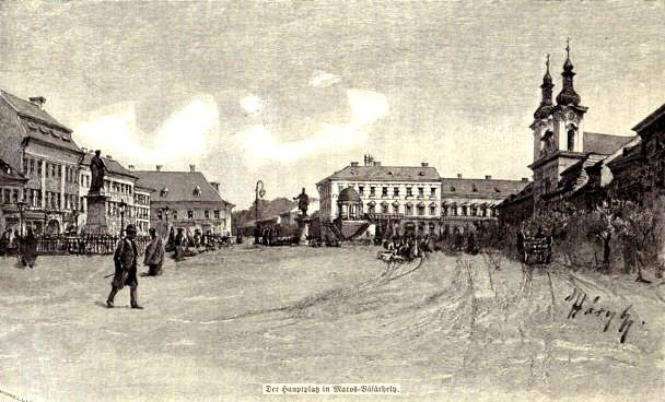 Cluj, Piaţa Oraşului