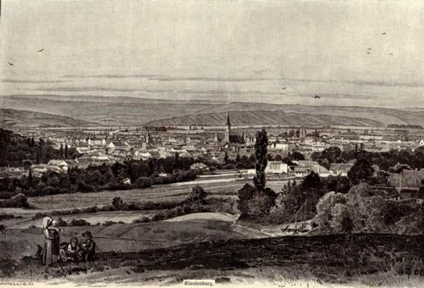 Cluj, panoramă