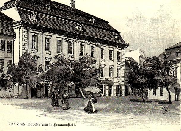 Sibiu, Muzeul Brokenthal