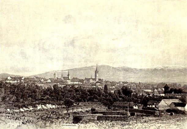 Sibiu - panoramă