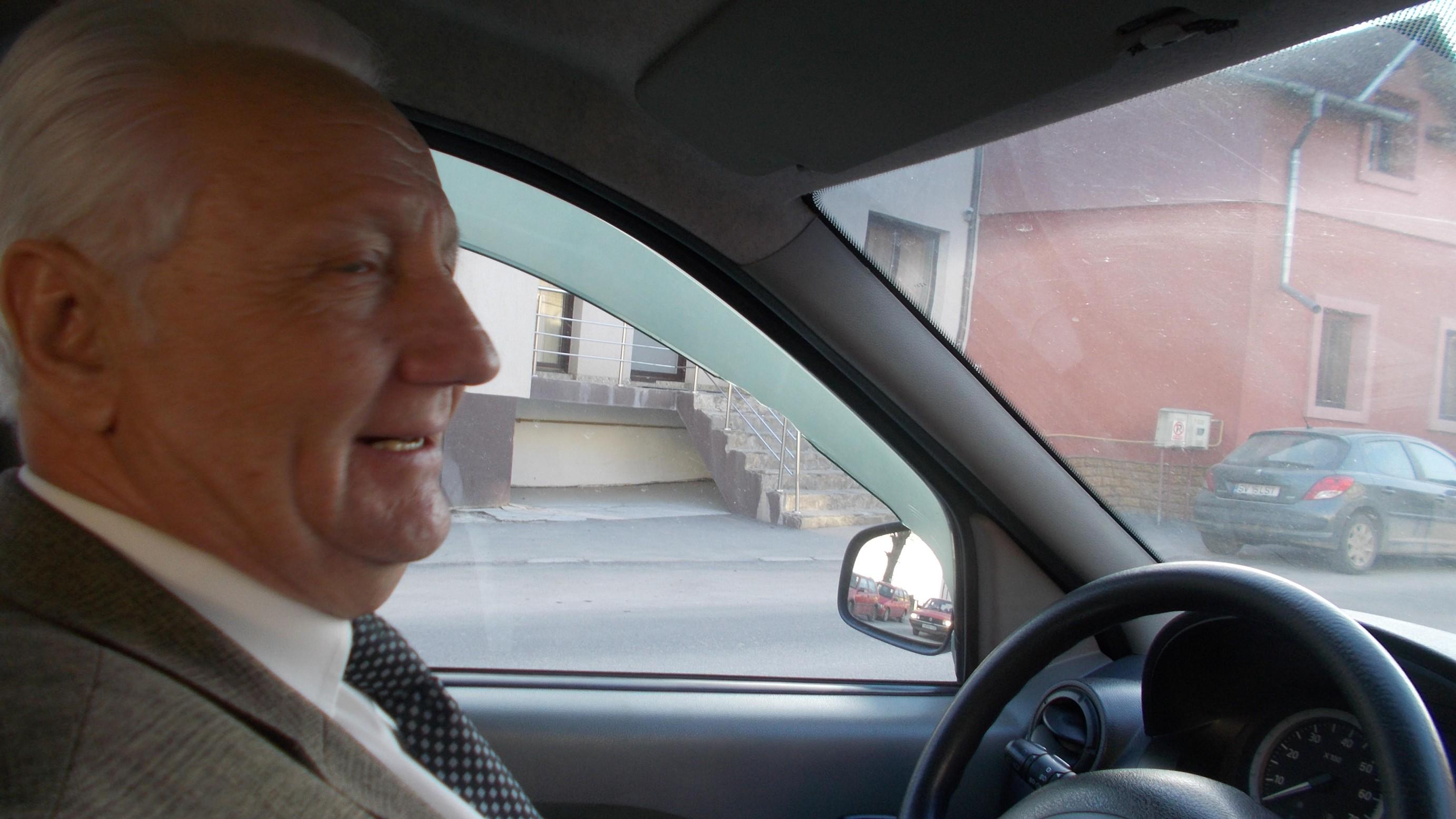 """Aurel Alexa, """"conducătorul"""" Centrului Cultural """"Bucovina"""""""