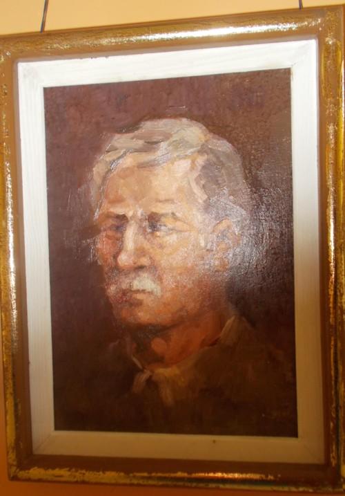 Dimitrie Savu, Autoportret