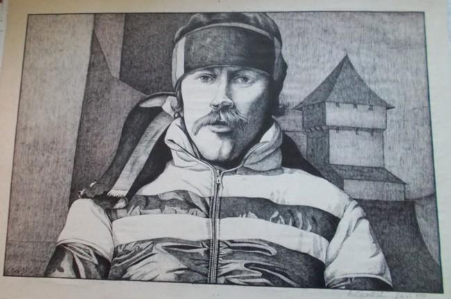 Nicolae Crasi: Autoportret