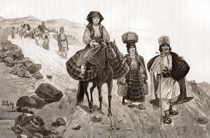 Emigranţi transilvani, trecând munţii, înspre Bucovina (1742-1777) – de Pataky