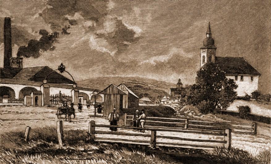 Cacica – de Mattias Adolf Charlemont (1820-1871)