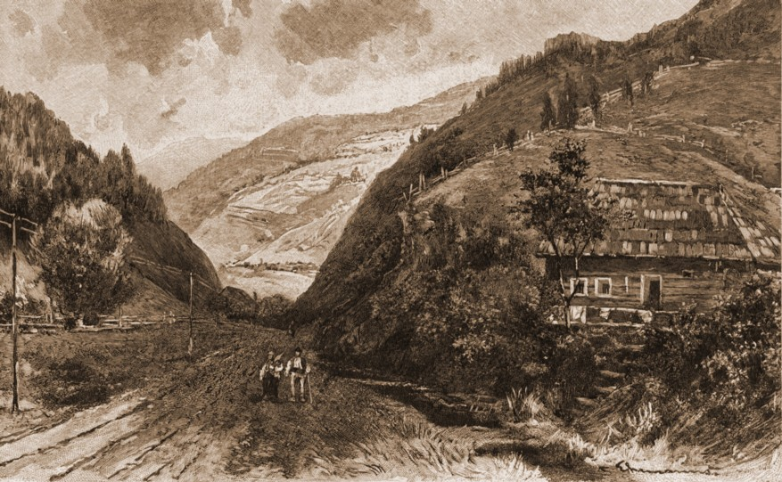 Iacobeni – de Mattias Adolf Charlemont (1820-1871)