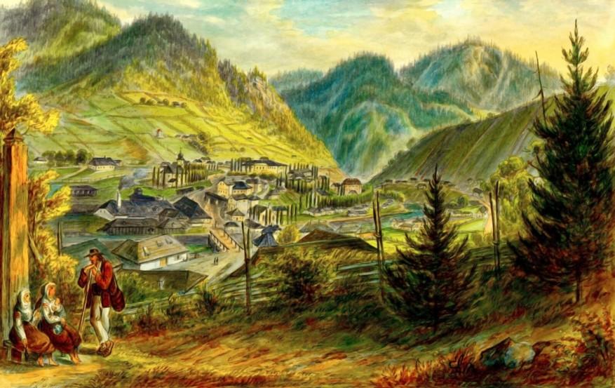 Iacobeni – de Franz Xaver Knapp (1809-1883)