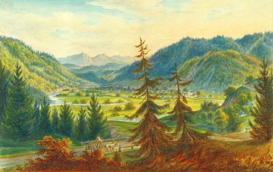 Vama – de Franz Xaver Knapp (1809-1883)
