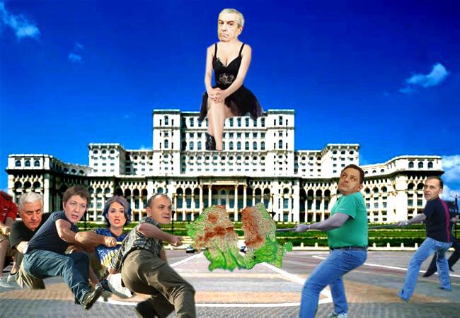 Andreea Creţulescu: Trage, Ghiii-ţăăă!...